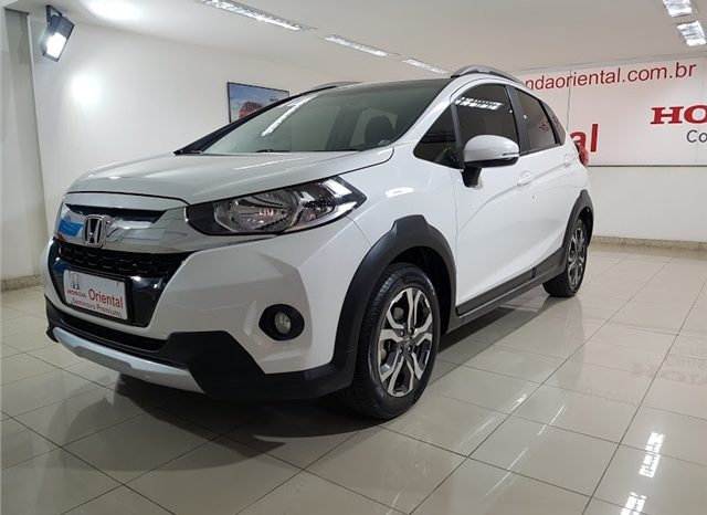 Wr-v 2018/2018 1.5 16v Flexone Ex Cvt full