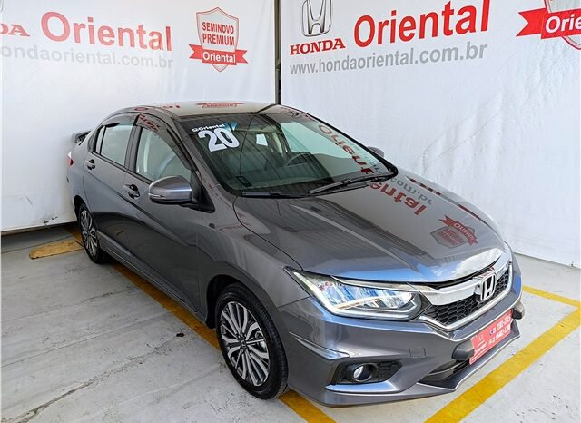 City 2019/2020 1.5 Exl 16v Flex 4p AutomÁtico full