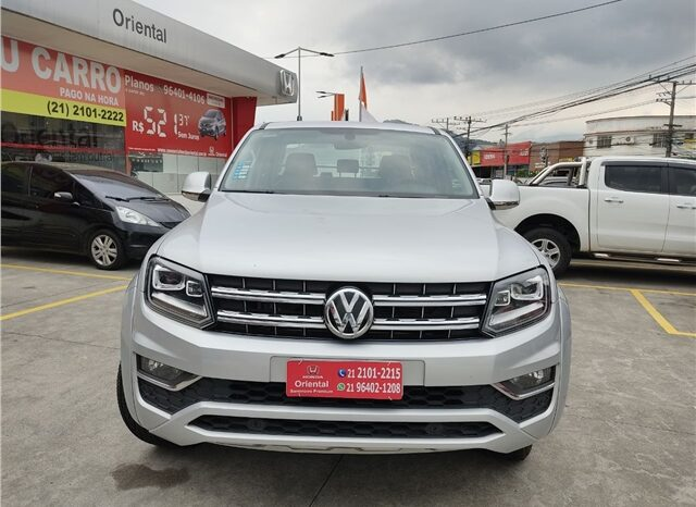 Amarok 2018/2018 2.0 Highline 4×4 Cd 16v Turbo Intercooler Diesel 4p AutomÁtico full